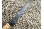 Булатный нож Тюринский (наборная береста)