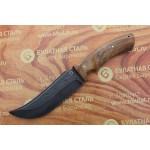 Нож охотничий из литого булата V002-каштан